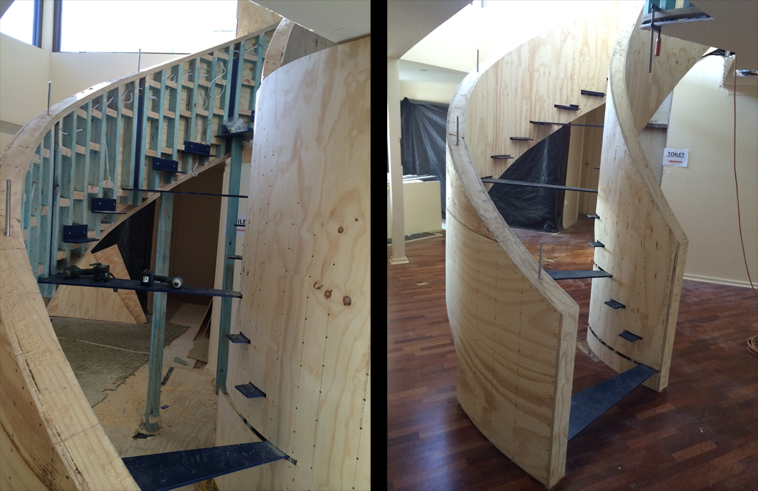 Stairs - Stage 1